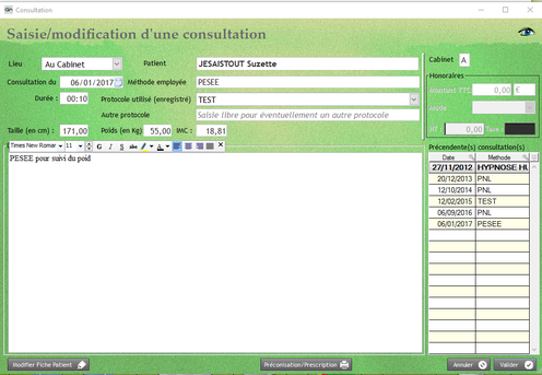 Consult logiciel 02