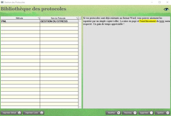 Consult logiciel 05