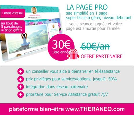 Offre ssi theraneo pro
